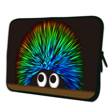 "Hedgehog Cute 7 7.7 8 inch Mini Netbook Zipper Case Cover Bags For Apple Samsung Lenovo Dell 7"" 8"" Mini Talet PC Neoprene Pouch"