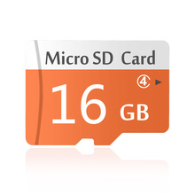 New 16GB Memory Card Micro SD Card 16 GB Class 4 Micro SD Card Bicolor Full Capacity Guaranteed Card