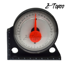 Mini Inclinometer Protractor Tilt Level Meter Angle Finder Clinometer slope angle meter with magnetic base(China)