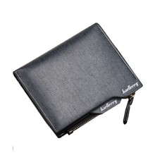 retro Microfiber Synthetic Leather men short Wallet Driver License waterproof male purse vintage student small coin card holder(China)