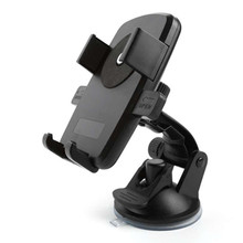 Car Phone Holder Gps Suction Cup Soporte Celular Para Auto Dashboard Windshield Mobile phone Retractable Mount Stand for iphone