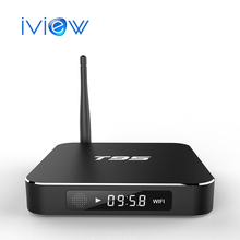 In Stock T95 Android Smart TV Box Amlogic S905x Quad Core Smart TV 1G/8G 2G/8G HDMI OTG RJ45 USB H.265/HEVC Media Player