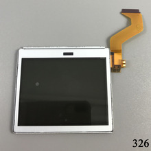 1 - 10pcs High Quality Replacement Top LCD Display For NDSL Screen Pantalla For Nintendo DS Lite For NDSL Game Accessories(China)