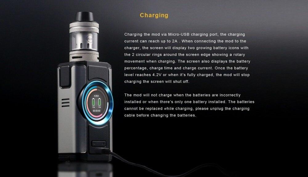 electronic cigarette dynamo kit-12