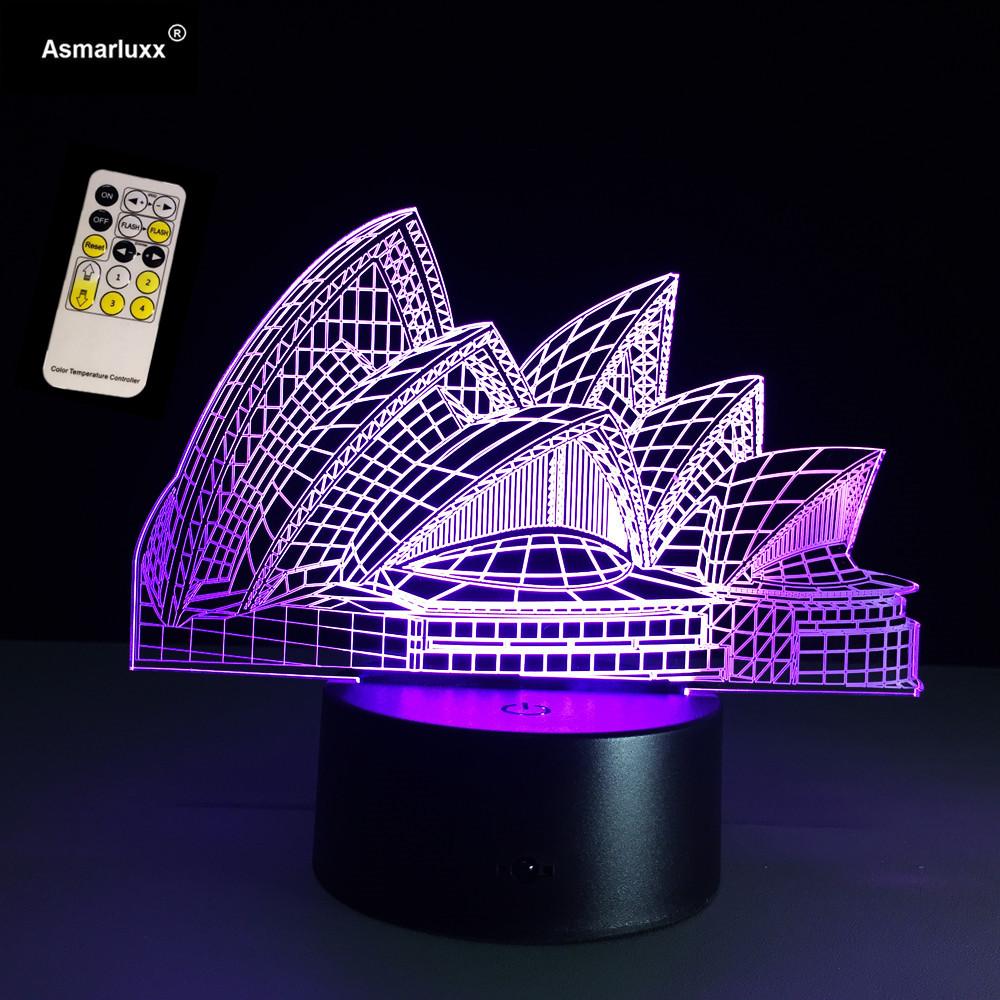 Asmarluxx 3D Night Lamp00510