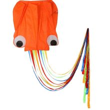Whole Sale New Hi-Q Hotsell 4 m Octopus Single Line Stunt /Software Power Kite With Flying Tools Inflatable And Easy To Fly