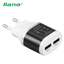 High Quality Universal USB Charger Quick Fast Charge Head Travel Wall Charger Adapter Portable EU Plug For iPhone Android Tablet