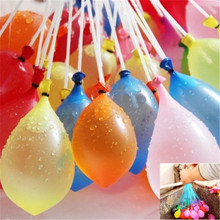 111X Inflatable Magic Water Balloon Bunch Rapid Injection Water Ball Bomb Tied Kid Fun Fight Game Outdoor Toys for Children