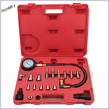 Pressure Gauge Head TU-15 Diesel Engine Compression Tester Kit(China)