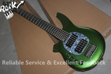 Latest Arrival Left Handed Music man Erime Ball Electric Bass Guitar 6 Strings China OEM Factory(China)