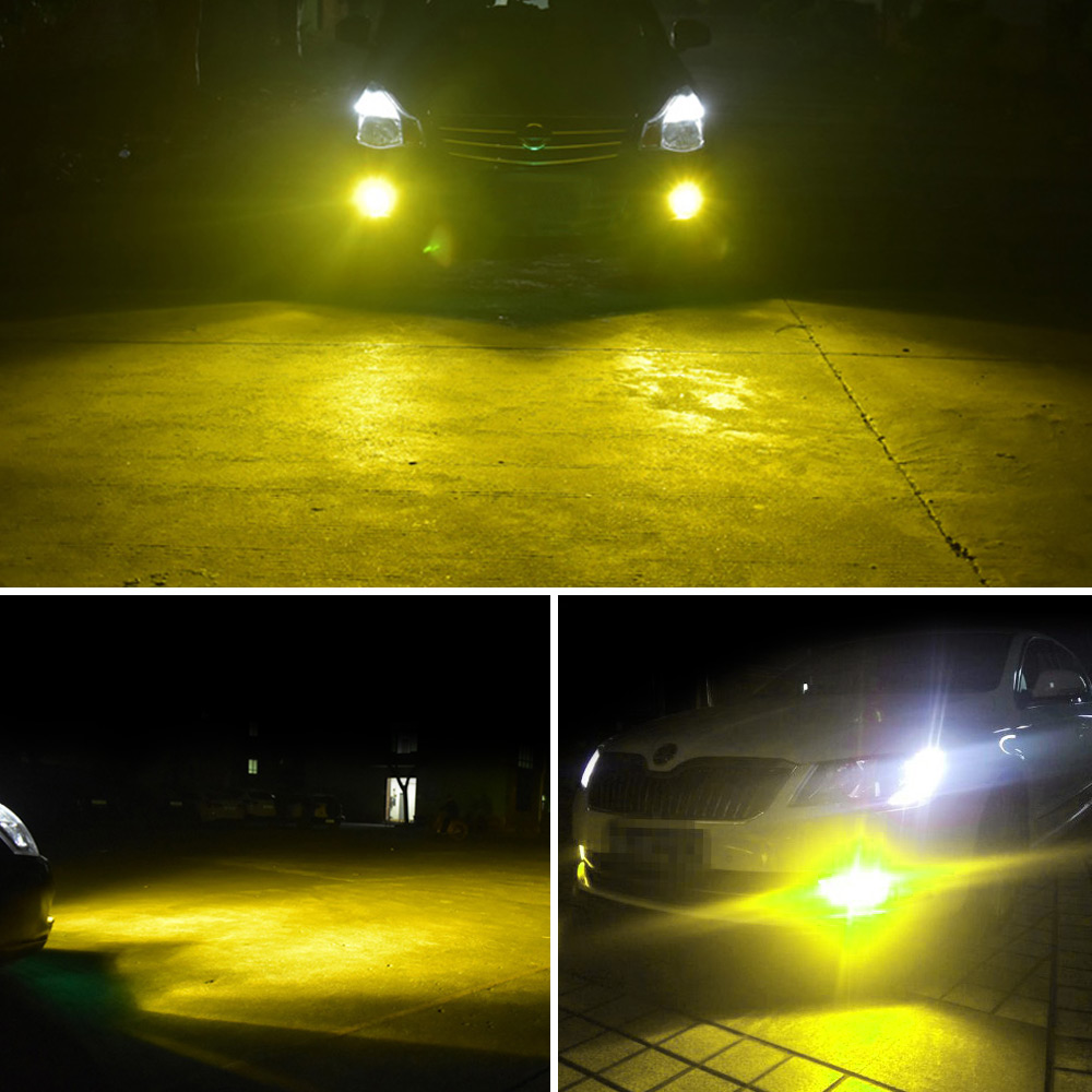 2Pcs-3000K-H11-Led-Fog-Light-Yellow-Fog-Led-Bulb-Lamp-H8-H9-Headlight-Bulb-60W