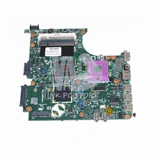 495404-001 Main Board For HP Compaq 540 series Laptop motherboard 6050A2216301-MB-A02 GLE960 DDR2 Free CPU(China)