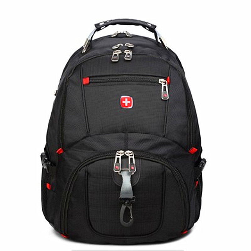 Swisswin 1516Laptop Bags Mens Travel Backpack Waterproof Nylon School Bags for Teenagers   Male Bag O/L backpags<br><br>Aliexpress