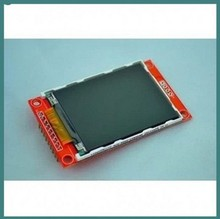 "Free shipping! New 2.2"" Serial SPI TFT Color LCD Module Display 240X320 w/ PCB Adpater"
