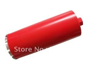 127mm*350mm NCCTEC Diamond Core Drill Bits CD127I (2 pcs per package) | 5 concrete wall wet core bits | drill with water<br>
