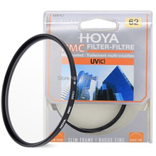 62mm Hoya HMC UV (C) Slim Digital SLR Lens Filter As Kenko B+W