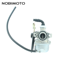 Buy KF Carburetor PZ19 Carburetor 19mm 70cc -110cc Motorcycle Moped Scooter HK-102 for $14.93 in AliExpress store
