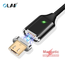 Magnetic Cable Mantis Nylon Braided Micro USB Magnet Cable Fast Charging Data Sync Charger Cable Xiaomi Samsung Android