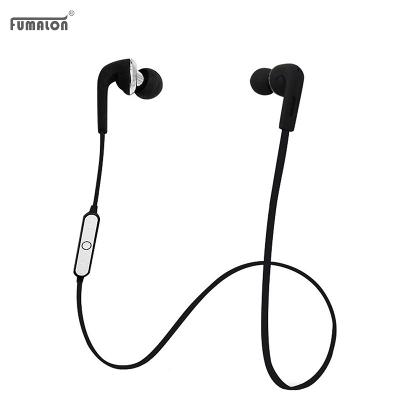 Fumalon S6 Bluetooth Earphones Super Bass Stereo Wireless HD Call Earbud With Microphone For iPhone Sony Xiaomi fone de ouvido<br><br>Aliexpress