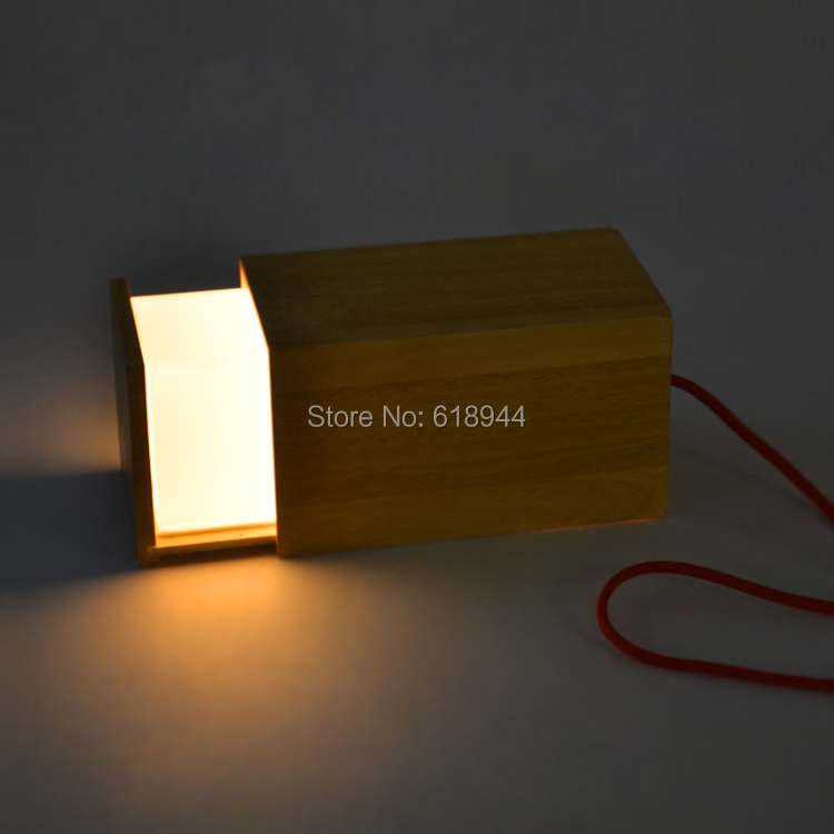 Latest Creative Nordic American Style Wood Table Lamps Bedroom Bedside Lamp Art Reading Lamp Table Lights<br><br>Aliexpress