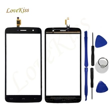 Buy Lovekiss High Touch Panel Touch Screen Sensor Digitizer homtom HT17 HT17 Pro Front Outer Glass Lens Replacement tool for $7.59 in AliExpress store