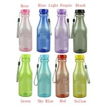 D3 JY 29 550ml BPA Free Cycling Bicycle Bike Sports Unbreakable Plastic Water Bottle