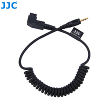 JJC CABLE-F Shutter Release Cable Remote Connecting Cord Release Cable for SONY RM-S1AM Compatible Cameras A99 KONICA MINOLTA