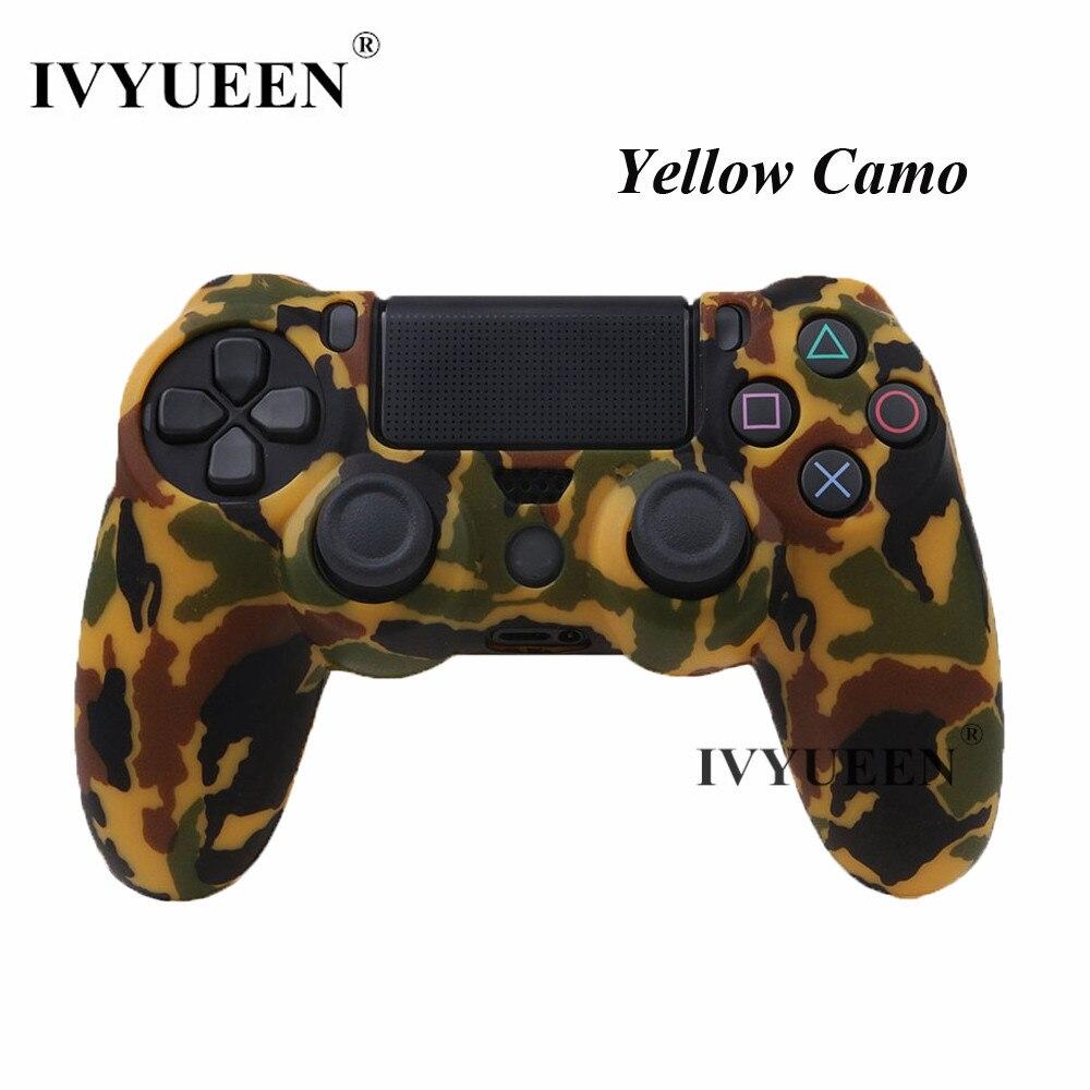 P yellow camo