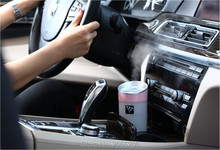 300ML Mini USB Car Humidifier car styling Home Office for Vw polo tiguan golf 7 4 6 passat b6 b5 b7 touran t5 car accessories