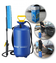 Car large capacity 12l portable car wash device cleaning machine car washing machine high pressure car belt