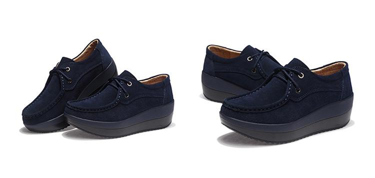 HX 3213-2 (16) 2017 Autumn Winter Women Shoes Flats