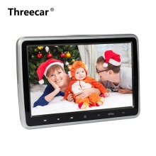 10 Inch HDMI Monitors HD Digital LCD Screen Car Headrest Monitor car audio Player FM Car Headrest DVD Player Christmas Gifts(China)