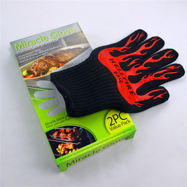 Oven Gloves Hot Surface Handler,Oven Mitts, Heat Resistant gloves OEM<br><br>Aliexpress
