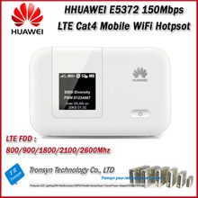 Hot Sale Brand New Original Unlock LTE-FDD 150Mbps HUAWEI E5372 4G LTE Cat4 Mobile WiFi Hotpost And 4G LTE WiFi Router