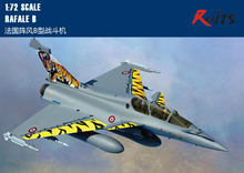 RealTS Hobby Boss model 87245 1/72 Rafale B plastic model kit hobbyboss(China)