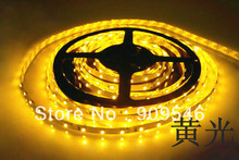 Discount Ship High quality 12v  led strip 3528 waterproof christmas lights 5m/roll $16 5% off IP65 2 years warranty