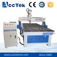 High speed AccTek AKM1325 multifunctional 3d wood design machine