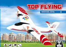 Christmas gift RC glider FQ3601 remote control airplane long flight time toys aircraft shatterproof top flying model toys