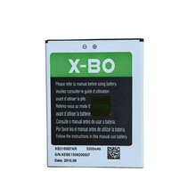 Original X-BO O1 Spare Battery 3200mAh For X-BO O1 01 6.0 Inch Mobile Phone Rechargeable li-ion Batteries 100% Tested