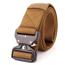 Buy NATAZH Special Forces Military Tactical Belts Mens OPS SWAT Army Combat Nylon Belts Adjust Emergency Survival Waist Belt for $10.26 in AliExpress store