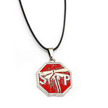 Firefly the last of us promotion shop for promotional firefly the the last of us firefly dog tag necklace pendant the last of us necklace jewelry accessories for fans red fashion necklace aloadofball Choice Image