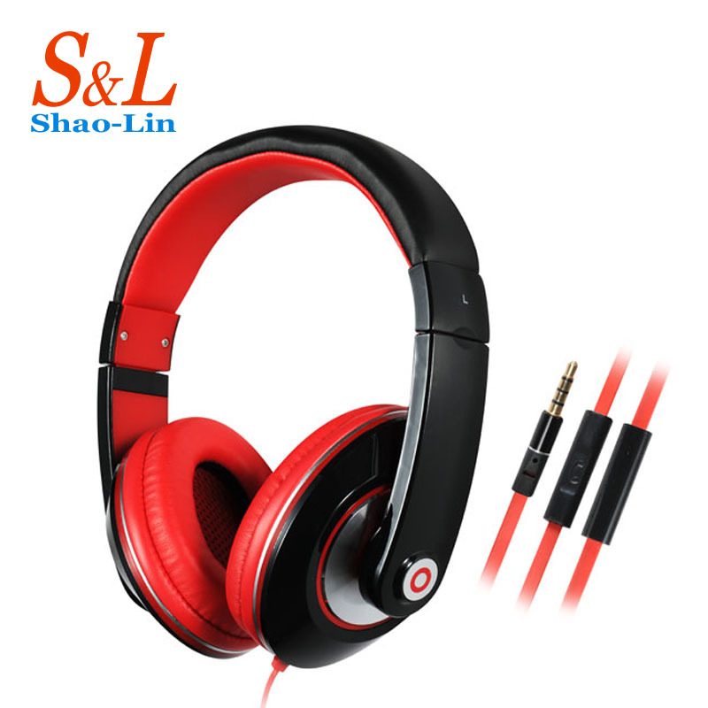 ip169 Headphones ON-Ear Earphones Noise Isolating Gaming Headset DJ Mp3 Player With Retail Box HD HiFi<br><br>Aliexpress