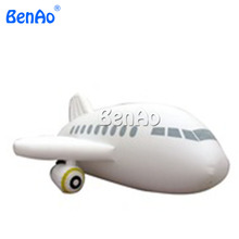 AO274 DHL Free shipping 4m Large Advertising Inflatable Airship/Inflatable Blimp/inflatable zeppelin helium balloon with tail(China)