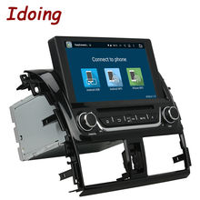 Idoing 2Din Steering Wheel For Toyota Yaris Android5.1CAR DVD Player GPS Navigation Bluetooth Radio TV iPod 3G/Wifi USB Free Map