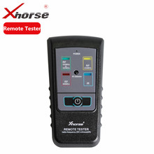 Xhorse Remote Tester for Radio Frequency Infrared RF IR Remote Tester For 300Mhz-320hz 434Mhz 868Mhz(China)