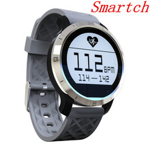 Buy Smartch New F69 Smart Watch IP68 Waterproof Sportwatch Swimming Mode Intelligent Healthy Heart Monitor Wrist Bands FOR IOS Andro for $33.24 in AliExpress store
