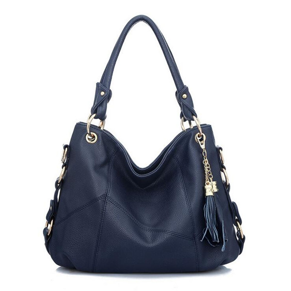 New Womens single shoulder bag tassel Handbags Fashion Women messenger bag Lady hand bag <br>