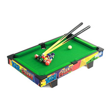 NEW 52*33*8 CM Wood Snooker Billiard Table Boxed Mini Pool Ball Snooker Desktop Table Game