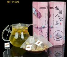 Health Care Longan longan red dates tea Assorted Chinese Herbal Tea three Taiwan OEM global triangle package corn fiber 102710