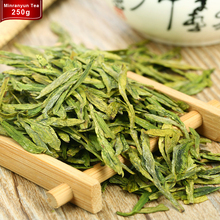 250g Green Tea Famous Good Quality Dragon Well Chinese Longjing Tea Green Tea the Chinese Authentic Westlake Longjing Tea Sets